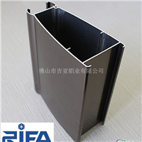 铝门型材 电泳铝材加工 铝材外面处置赏罚赏罚