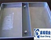 泉城铝业材料喷涂铝单板