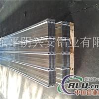 压型铝瓦、瓦楞铝板