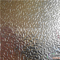 桔皮纹铝板制冷专用铝卷