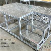 工业铝型材框架加工
