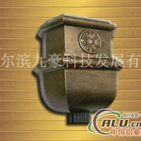 铝制漏斗欧式漏斗铝合金雨水斗