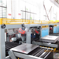 馬口鐵鋁板開平機波剪機生產線(60SPM150SPM)