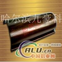 彩铝仿古铜制品天沟