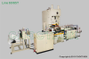 Full-automatically 65T aluminium foil container production line