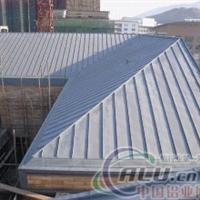 铝镁锰合金金属屋面板