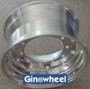 forged aluminum truck wheel