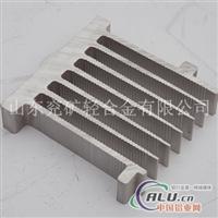 供应优质铝合金电子型材 散热器5