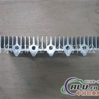 供应优质铝合金电子型材 散热器6