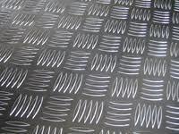 專業生產鋁花紋板