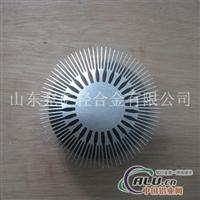 供应优质铝合金电子型材 散热器3