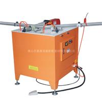 供应晶钢门铝材切割机铝材切角机