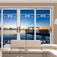 氧化铝材加工 门窗铝材 铝门型材