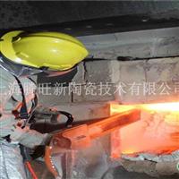 工业窑炉墙体无损伤开孔