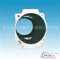 铝合金缸体+液压泵体+铝合金液压缸