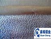 橘皮花纹铝卷.化工厂管道铝卷