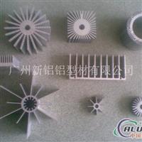 挤压加工工业型材散热器