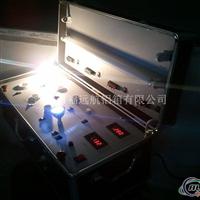 灯具演示 LED展示箱订做  LED测试箱