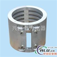 风槽铸铝加热器