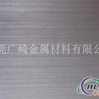 拉丝铝板5052拉丝铝板