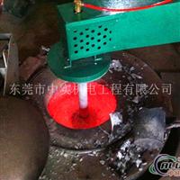 廠銷250KG坩堝熔煉爐