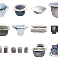厂销铸铁坩埚 不同尺寸定制
