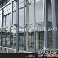 6063铝合金用于铝门窗幕墙框架