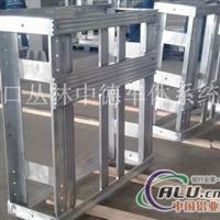 电力设备铝框架+铝合金框架加工