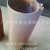 吊顶铝圆管天花 铝型材圆管