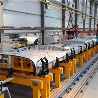 地铁车辆铝材配件型材焊接精加工