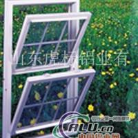 临盆厂家供应优良提拉窗铝型材