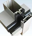 明框幕墙铝型材规格全价格低