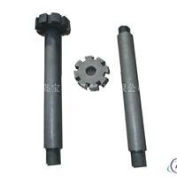 熔铝设备除气机配件除气转子