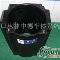 气动执行器铝壳加工
