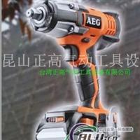 AEG 电动扳手18伏锂电池金属电扳