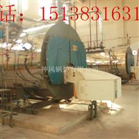 1吨燃油气热水锅炉