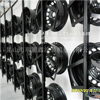 汽车轮毂悬挂线