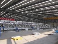 铝合金浮桥+铝合金舟桥