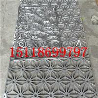承接大型铝板精雕镂空屏风