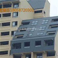 25330钛锌板金属屋面板