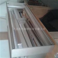 拉丝氧化铝型材