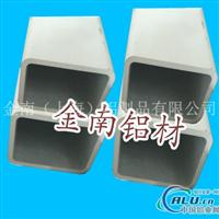 圆角铝方管规格50x35x3mm