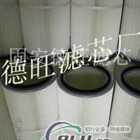 铝粉喷涂设备320660mm除尘滤芯