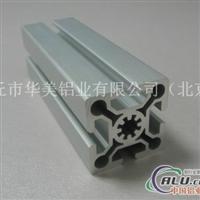 减砂氧化铝型材