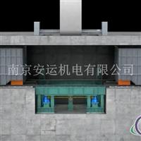 冷轧热镀锌锌锅机械升降装置