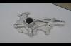 blanket aluminum cast part