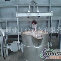 壓鑄用行車式500kg鋁水轉運包