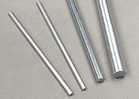 7075精密超细铝棒 研磨铝棒