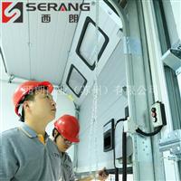 供应工业提升门铝板