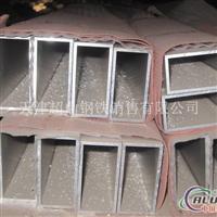 6063铝方管6061铝管合金铝方管